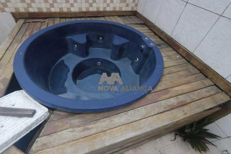 IMG_8106 - Casa 5 quartos à venda Laranjeiras, Rio de Janeiro - R$ 1.380.000 - NFCA50025 - 3