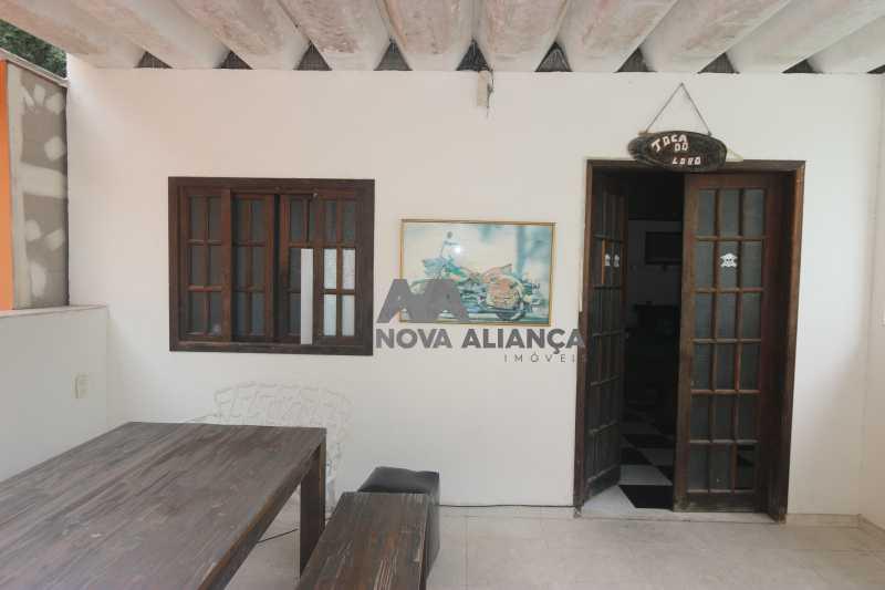IMG_8107 - Casa 5 quartos à venda Laranjeiras, Rio de Janeiro - R$ 1.380.000 - NFCA50025 - 4