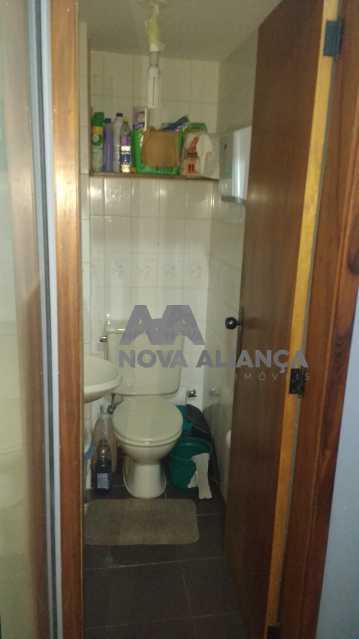 banheiro tijuca - Sala Comercial 30m² à venda Rua Conde de Bonfim,Tijuca, Rio de Janeiro - R$ 249.000 - NTSL00059 - 9