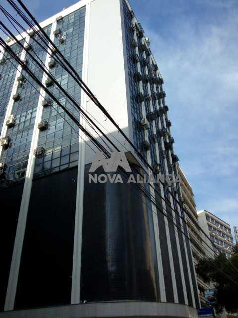 fachada tijuca 1 - Sala Comercial 30m² à venda Rua Conde de Bonfim,Tijuca, Rio de Janeiro - R$ 249.000 - NTSL00059 - 4