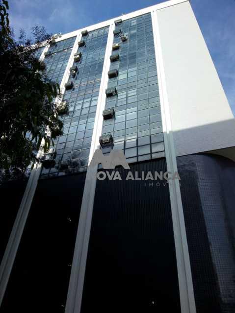 fachada tijuca 2 - Sala Comercial 30m² à venda Rua Conde de Bonfim,Tijuca, Rio de Janeiro - R$ 249.000 - NTSL00059 - 1