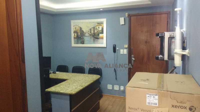sala tijuca 1 - Sala Comercial 30m² à venda Rua Conde de Bonfim,Tijuca, Rio de Janeiro - R$ 249.000 - NTSL00059 - 7
