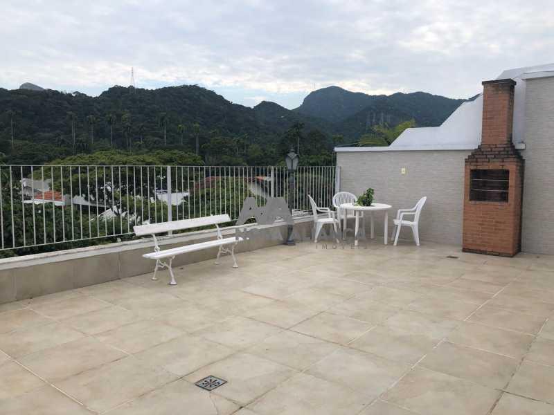 Casa Jb 2. - Casa em Condomínio à venda Rua Pacheco Leão,Jardim Botânico, Rio de Janeiro - R$ 4.900.000 - NICN40009 - 19