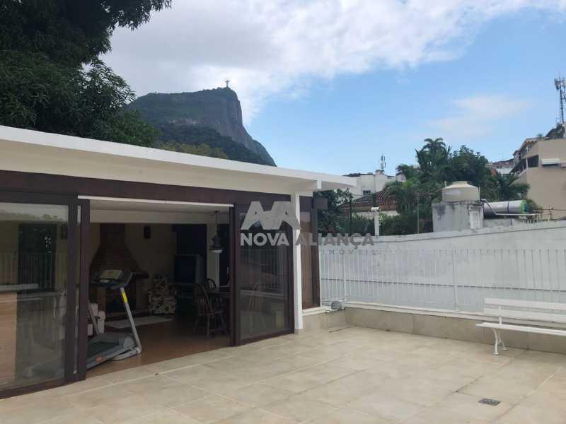 Casa Jb 4. - Casa em Condomínio à venda Rua Pacheco Leão,Jardim Botânico, Rio de Janeiro - R$ 4.900.000 - NICN40009 - 20