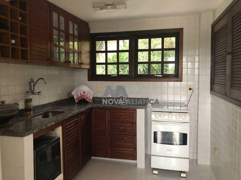 Casa Jb 13. - Casa em Condomínio à venda Rua Pacheco Leão,Jardim Botânico, Rio de Janeiro - R$ 4.900.000 - NICN40009 - 16