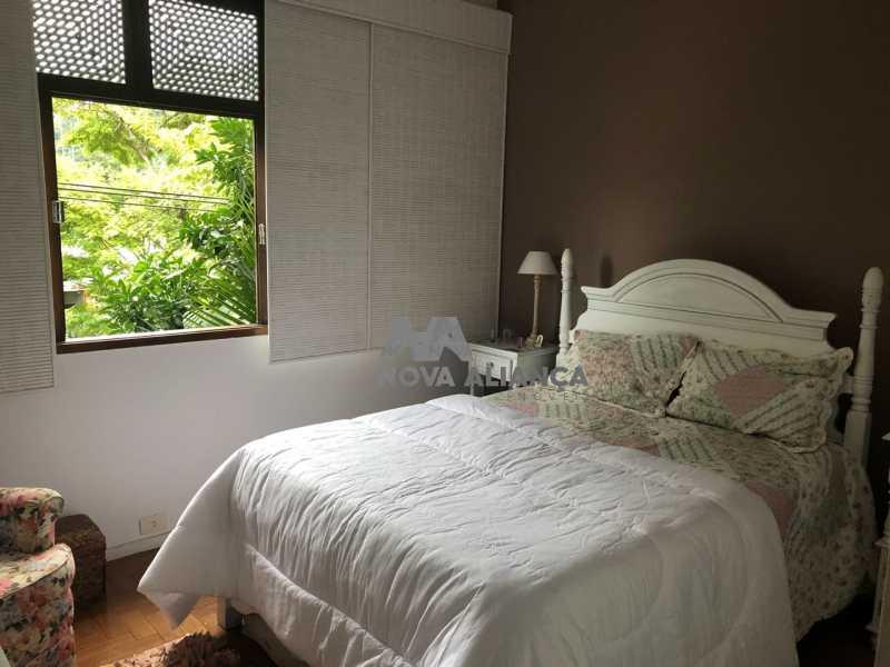 Casa Jb 16. - Casa em Condomínio à venda Rua Pacheco Leão,Jardim Botânico, Rio de Janeiro - R$ 4.900.000 - NICN40009 - 13