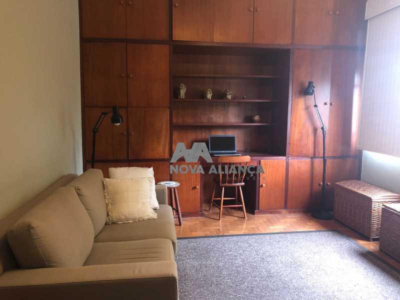 Casa Jb 23. - Casa em Condomínio à venda Rua Pacheco Leão,Jardim Botânico, Rio de Janeiro - R$ 4.900.000 - NICN40009 - 9