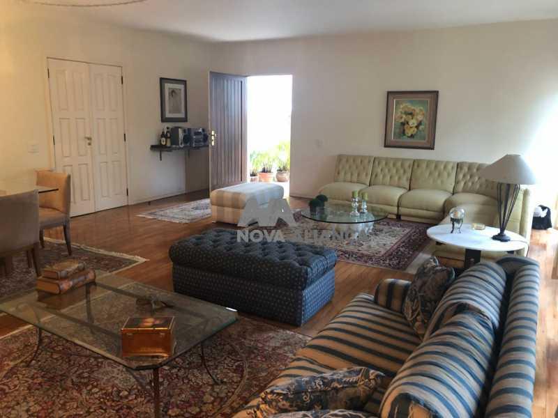 Casa Jb 42. - Casa em Condomínio à venda Rua Pacheco Leão,Jardim Botânico, Rio de Janeiro - R$ 4.900.000 - NICN40009 - 3