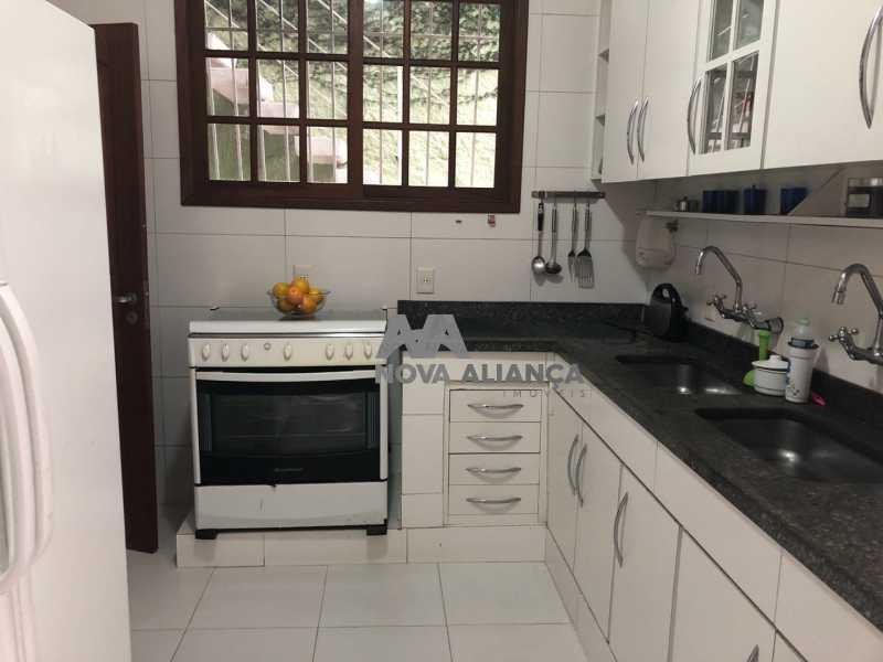 Casa Jb 50. - Casa em Condomínio à venda Rua Pacheco Leão,Jardim Botânico, Rio de Janeiro - R$ 4.900.000 - NICN40009 - 15