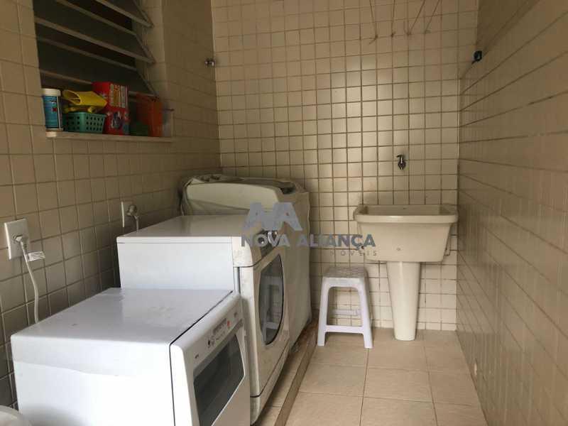 Casa Jb 54. - Casa em Condomínio à venda Rua Pacheco Leão,Jardim Botânico, Rio de Janeiro - R$ 4.900.000 - NICN40009 - 21