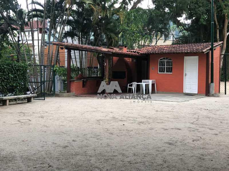 Casa Jb 73. - Casa em Condomínio à venda Rua Pacheco Leão,Jardim Botânico, Rio de Janeiro - R$ 4.900.000 - NICN40009 - 24