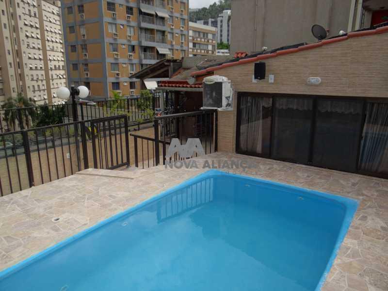 laranjeiras 1 - Cobertura à venda Rua das Laranjeiras,Laranjeiras, Rio de Janeiro - R$ 2.100.000 - NSCO40034 - 3