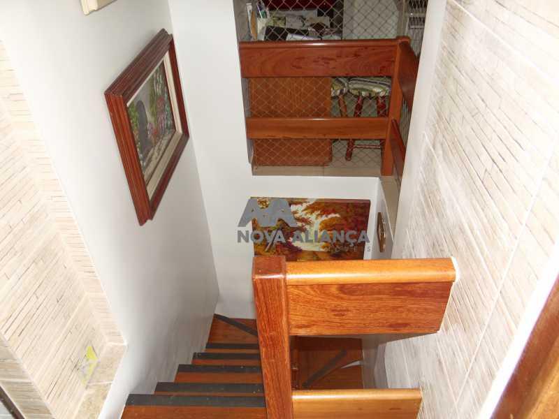 laranjeiras 3 - Cobertura à venda Rua das Laranjeiras,Laranjeiras, Rio de Janeiro - R$ 2.100.000 - NSCO40034 - 10