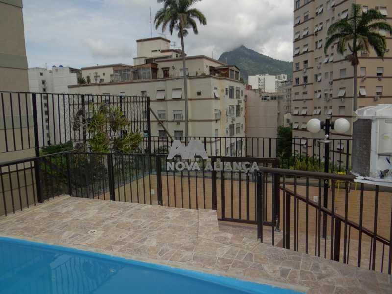 laranjeiras 4 - Cobertura à venda Rua das Laranjeiras,Laranjeiras, Rio de Janeiro - R$ 2.100.000 - NSCO40034 - 1