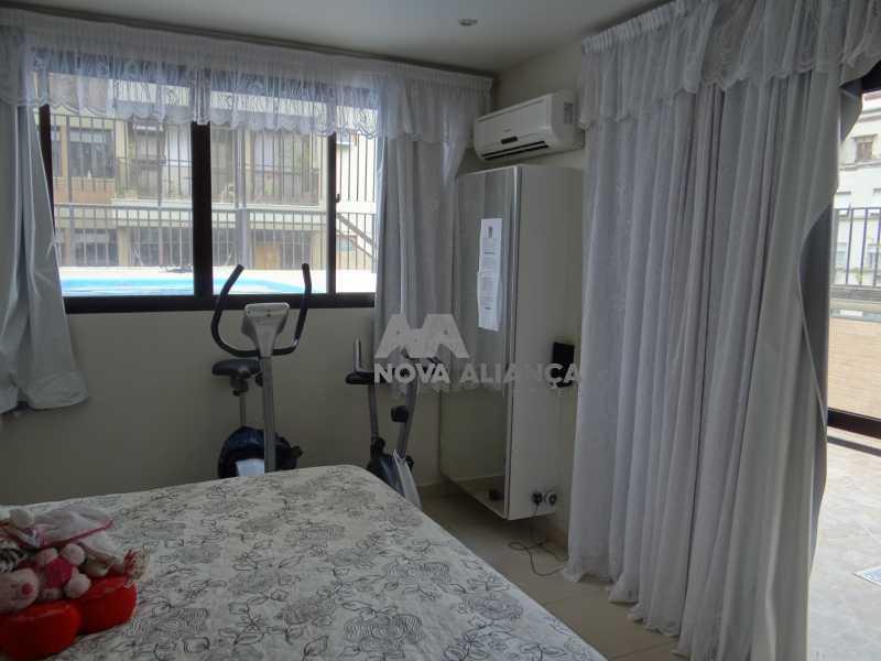 laranjeiras 19 - Cobertura à venda Rua das Laranjeiras,Laranjeiras, Rio de Janeiro - R$ 2.100.000 - NSCO40034 - 15