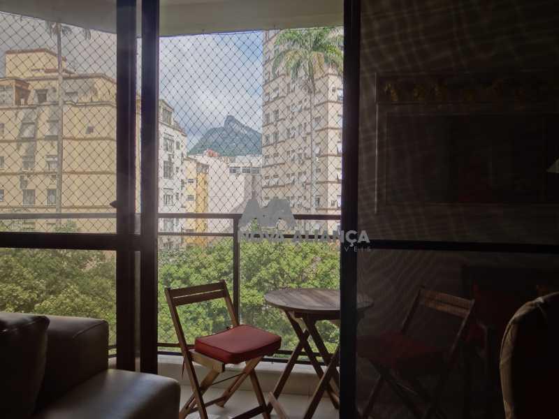 laranjeiras 24 - Cobertura à venda Rua das Laranjeiras,Laranjeiras, Rio de Janeiro - R$ 2.100.000 - NSCO40034 - 14