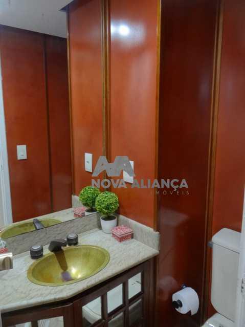 laranjeiras 27 - Cobertura à venda Rua das Laranjeiras,Laranjeiras, Rio de Janeiro - R$ 2.100.000 - NSCO40034 - 28
