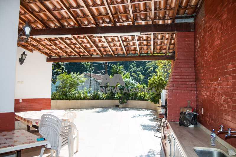 3 - Casa à venda Rua Indiana,Cosme Velho, Rio de Janeiro - R$ 3.200.000 - NFCA50026 - 4