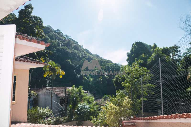 4 - Casa à venda Rua Indiana,Cosme Velho, Rio de Janeiro - R$ 3.200.000 - NFCA50026 - 5