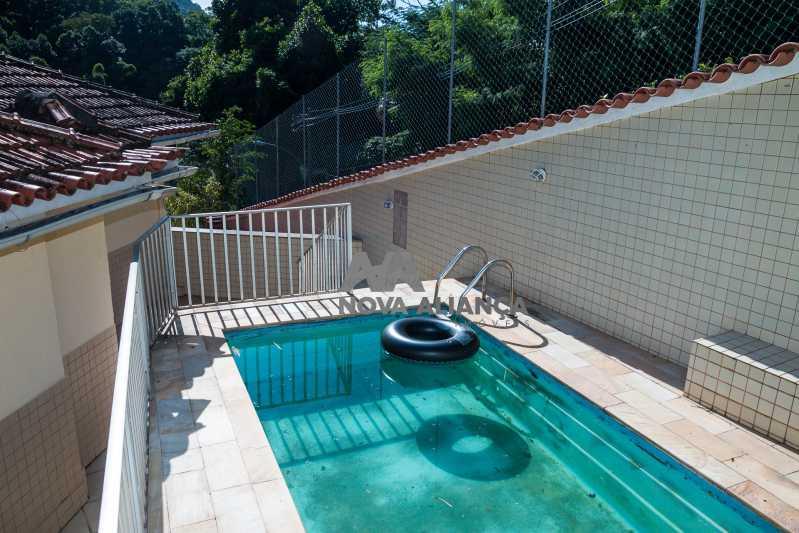 6 - Casa à venda Rua Indiana,Cosme Velho, Rio de Janeiro - R$ 3.200.000 - NFCA50026 - 7