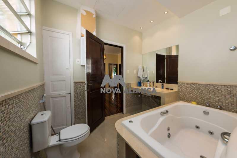 19 - Casa à venda Rua Indiana,Cosme Velho, Rio de Janeiro - R$ 3.200.000 - NFCA50026 - 19