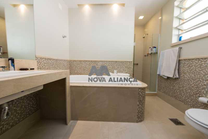 20 - Casa à venda Rua Indiana,Cosme Velho, Rio de Janeiro - R$ 3.200.000 - NFCA50026 - 20