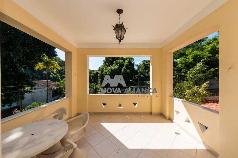 23 - Casa à venda Rua Indiana,Cosme Velho, Rio de Janeiro - R$ 3.200.000 - NFCA50026 - 8