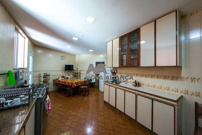 25 - Casa à venda Rua Indiana,Cosme Velho, Rio de Janeiro - R$ 3.200.000 - NFCA50026 - 28