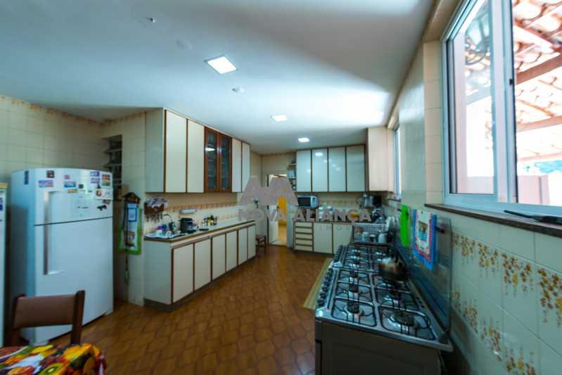 26 - Casa à venda Rua Indiana,Cosme Velho, Rio de Janeiro - R$ 3.200.000 - NFCA50026 - 29