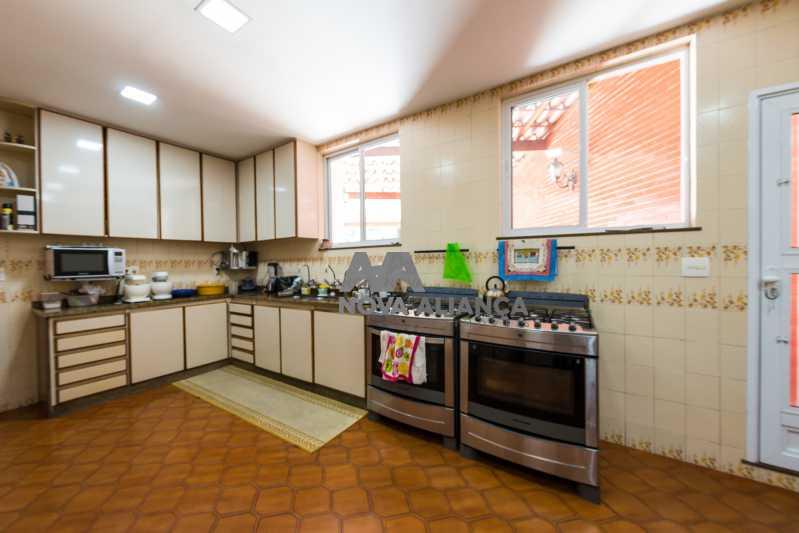 27 - Casa à venda Rua Indiana,Cosme Velho, Rio de Janeiro - R$ 3.200.000 - NFCA50026 - 30