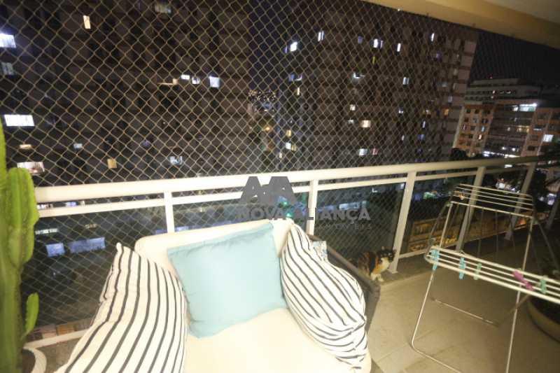 _MG_9934 - Cobertura Rua Campos Sales,Tijuca,Rio de Janeiro,RJ À Venda,3 Quartos,149m² - NICO30098 - 9