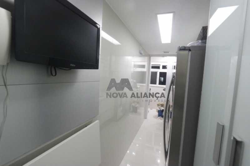 _MG_9951 - Cobertura Rua Campos Sales,Tijuca,Rio de Janeiro,RJ À Venda,3 Quartos,149m² - NICO30098 - 24