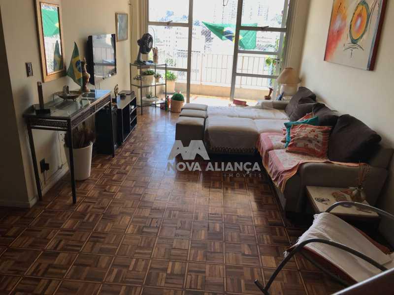 139c60e2-b19b-4f2f-9078-e057b8 - Cobertura à venda Rua Sampaio Viana,Rio Comprido, Rio de Janeiro - R$ 699.000 - NTCO30076 - 1
