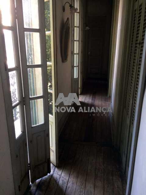 corredor_superior - Casa 4 quartos à venda Laranjeiras, Rio de Janeiro - R$ 790.000 - NBCA40034 - 8