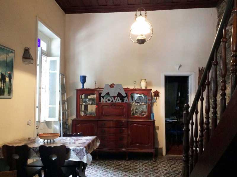 sala2 - Casa 4 quartos à venda Laranjeiras, Rio de Janeiro - R$ 790.000 - NBCA40034 - 3