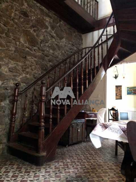 sala3 - Casa 4 quartos à venda Laranjeiras, Rio de Janeiro - R$ 790.000 - NBCA40034 - 1