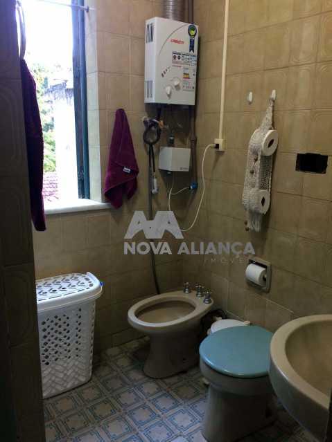 banheiroprincipal1 - Casa 4 quartos à venda Laranjeiras, Rio de Janeiro - R$ 790.000 - NBCA40034 - 12