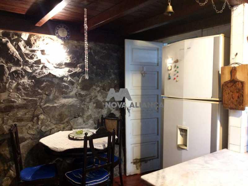 cozinha6 - Casa 4 quartos à venda Laranjeiras, Rio de Janeiro - R$ 790.000 - NBCA40034 - 14