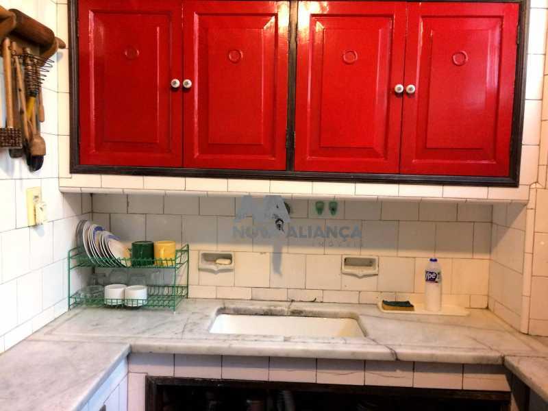 cozinha7 - Casa 4 quartos à venda Laranjeiras, Rio de Janeiro - R$ 790.000 - NBCA40034 - 15