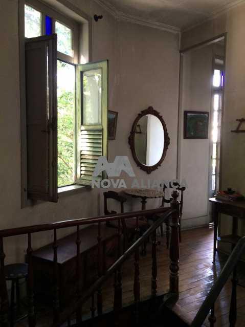 hall_superior1 - Casa 4 quartos à venda Laranjeiras, Rio de Janeiro - R$ 790.000 - NBCA40034 - 16