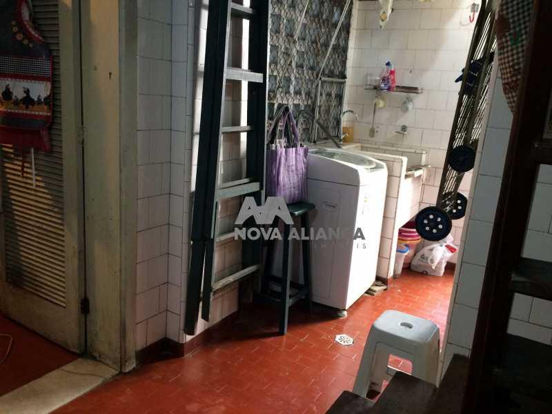 lavanderia 2 - Casa 4 quartos à venda Laranjeiras, Rio de Janeiro - R$ 790.000 - NBCA40034 - 17