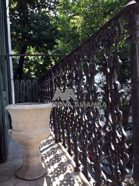 varanda4 - Casa 4 quartos à venda Laranjeiras, Rio de Janeiro - R$ 790.000 - NBCA40034 - 20