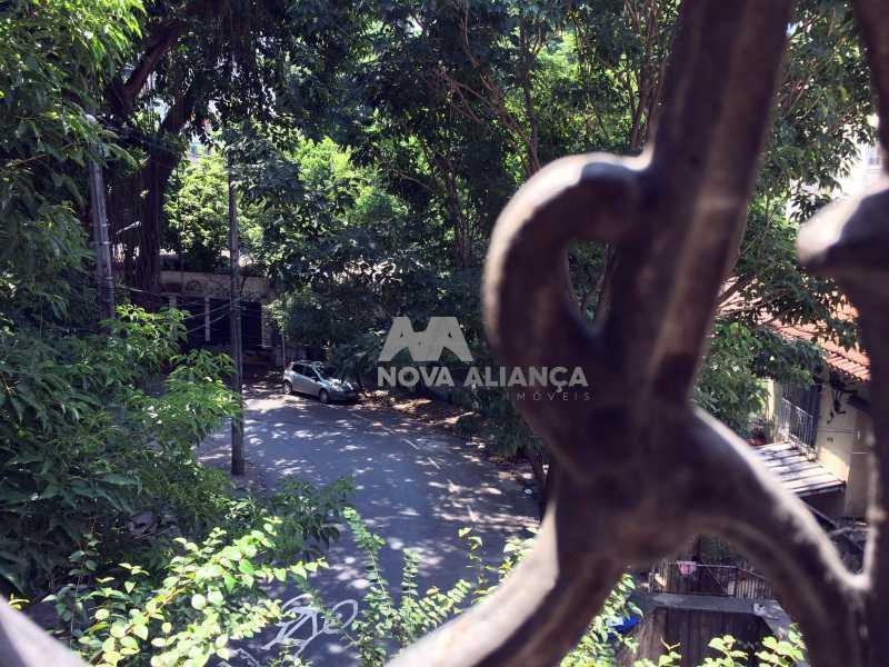 vista da varanda3 - Casa 4 quartos à venda Laranjeiras, Rio de Janeiro - R$ 790.000 - NBCA40034 - 21
