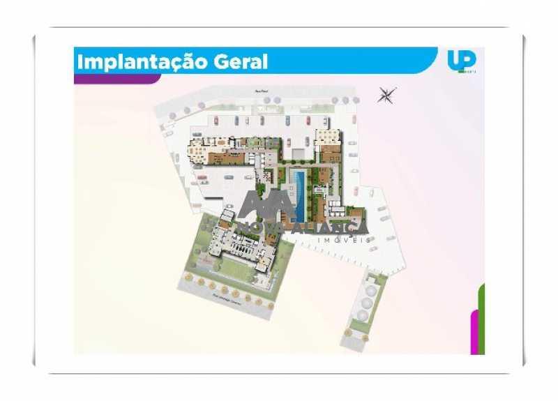 Up-Norte-Cachambi-Prontos-para - Apartamento à venda Rua Piauí,Todos os Santos, Rio de Janeiro - R$ 540.000 - NBAP31289 - 5