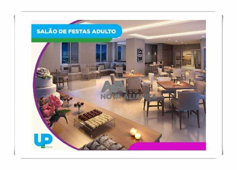 Up-Norte-Cachambi-Prontos-para - Apartamento à venda Rua Piauí,Todos os Santos, Rio de Janeiro - R$ 540.000 - NBAP31289 - 7
