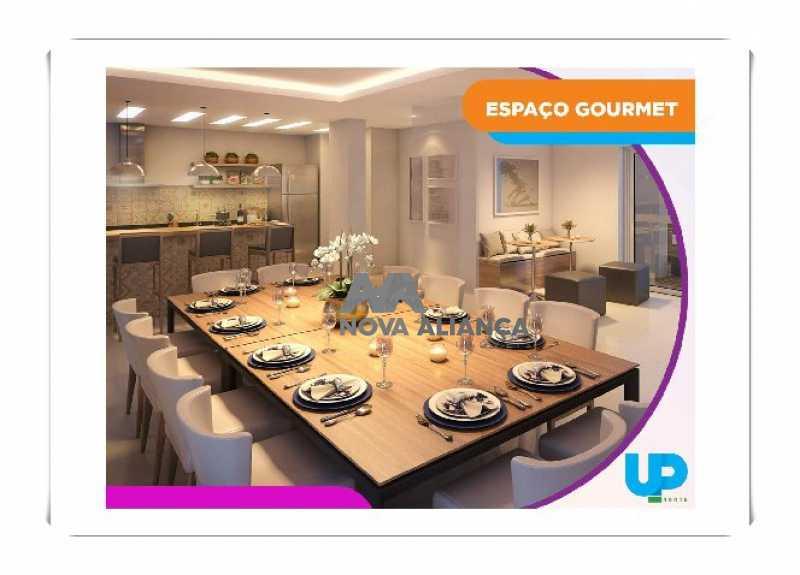 Up-Norte-Cachambi-Prontos-para - Apartamento à venda Rua Piauí,Todos os Santos, Rio de Janeiro - R$ 540.000 - NBAP31289 - 8