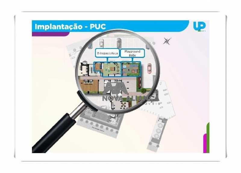 Up-Norte-Cachambi-Prontos-para - Apartamento à venda Rua Piauí,Todos os Santos, Rio de Janeiro - R$ 540.000 - NBAP31289 - 9