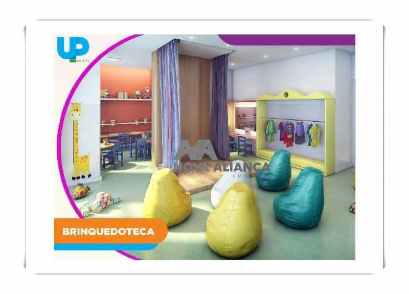 Up-Norte-Cachambi-Prontos-para - Apartamento à venda Rua Piauí,Todos os Santos, Rio de Janeiro - R$ 540.000 - NBAP31289 - 10