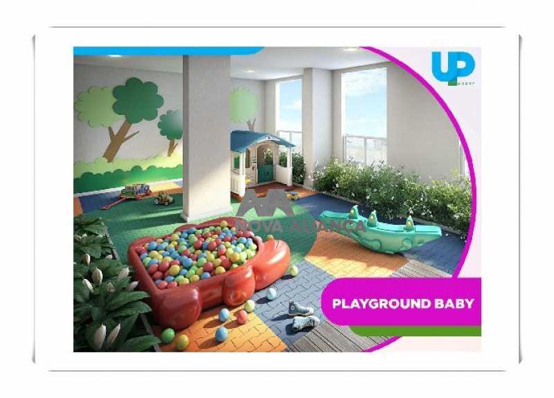 Up-Norte-Cachambi-Prontos-para - Apartamento à venda Rua Piauí,Todos os Santos, Rio de Janeiro - R$ 540.000 - NBAP31289 - 11