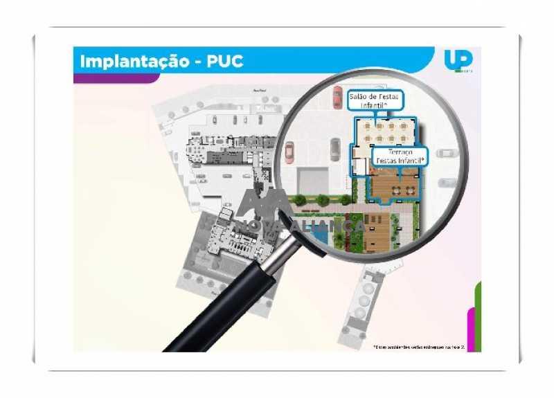 Up-Norte-Cachambi-Prontos-para - Apartamento à venda Rua Piauí,Todos os Santos, Rio de Janeiro - R$ 540.000 - NBAP31289 - 12